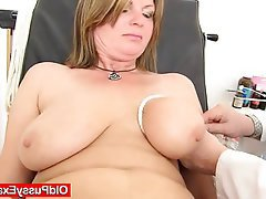 Big Boobs, Masturbation, Mature, Medical
