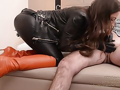 Amateur, Brunette, Femdom, Old and Young