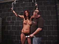 BDSM, Big Boobs, Brunette, Lingerie