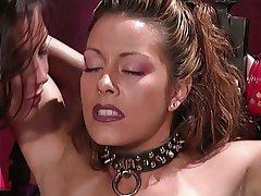 BDSM, Lesbian, Latex, Blonde