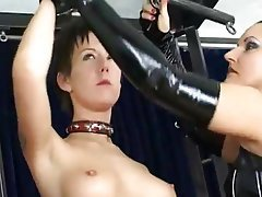 BDSM, Bondage, Brunette, German