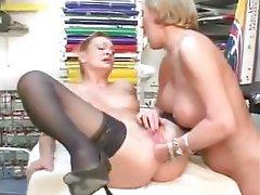 Amateur, Anal, Lesbian, Orgasm