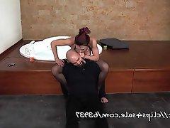 BDSM, Femdom, Italian, Redhead
