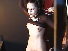 BDSM, Lesbian, Threesome