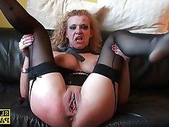 British, Stockings