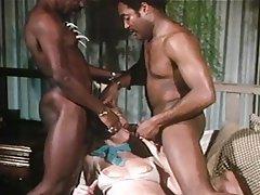 Big Cock, Blowjob, Lingerie, Vintage