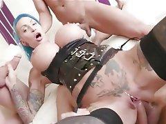 Anal, Cumshot, Big Tits