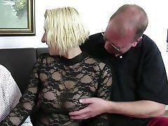 Amateur, BBW, German, Group Sex