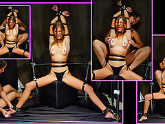 BDSM, Redhead, Bisexual, Bondage