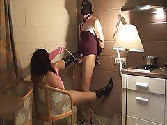 Amateur, BDSM, Stockings