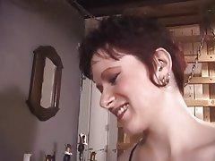 BDSM, Brunette, Femdom, Group Sex