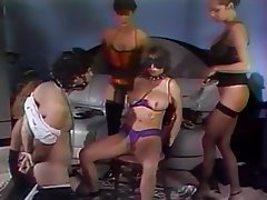 BDSM, Group Sex, Femdom, Pantyhose