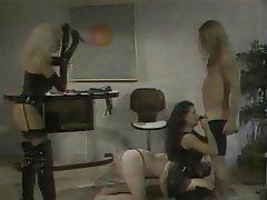 BDSM, Group Sex, Blonde, Brunette