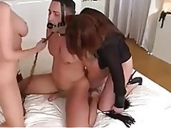 Femdom, Threesome