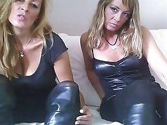 BDSM, Blonde, Femdom, Hardcore