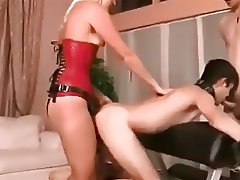Bisexual, Blowjob, Bondage, Cuckold