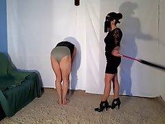 BDSM, Femdom, Spanish, Spanking