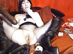 BDSM, Webcam, Handjob