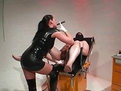 BDSM, British, Femdom, Latex