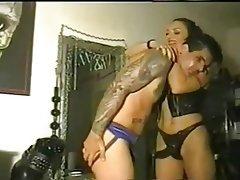 BDSM, Femdom, Foot Fetish, Strapon