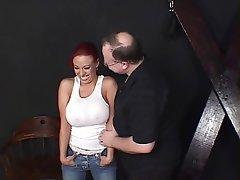 BDSM, Big Boobs, Redhead