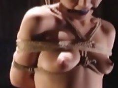 Asian, BDSM, Bondage, Spanking