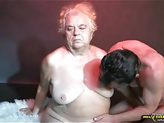 Group Sex, Masturbation, Mature, Strapon