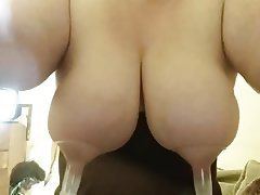 BBW, Big Boobs, Nipples
